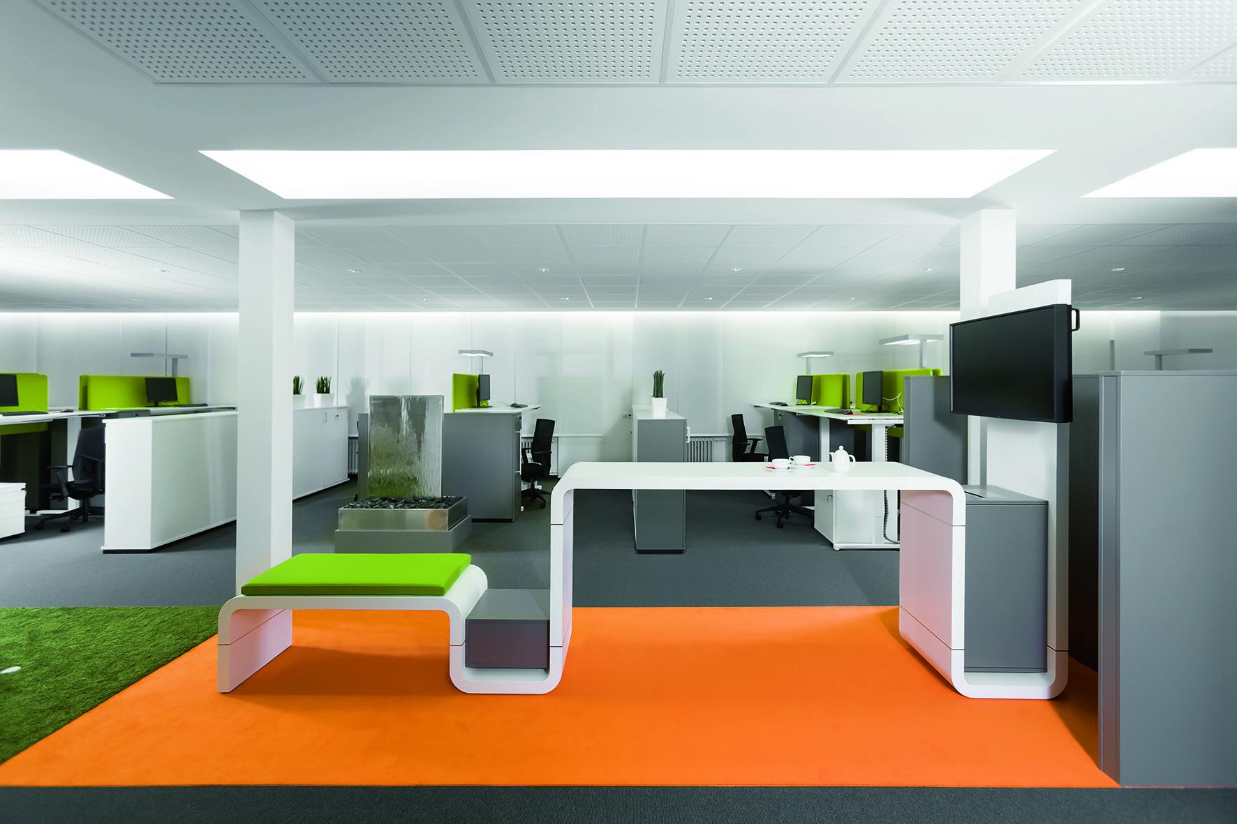 Mobilier de bureau tables et salles de réunion nwow pedrali