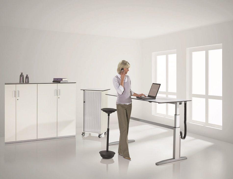 Mobilier de bureau assis deboutréglable en hauteur02 663 46 80