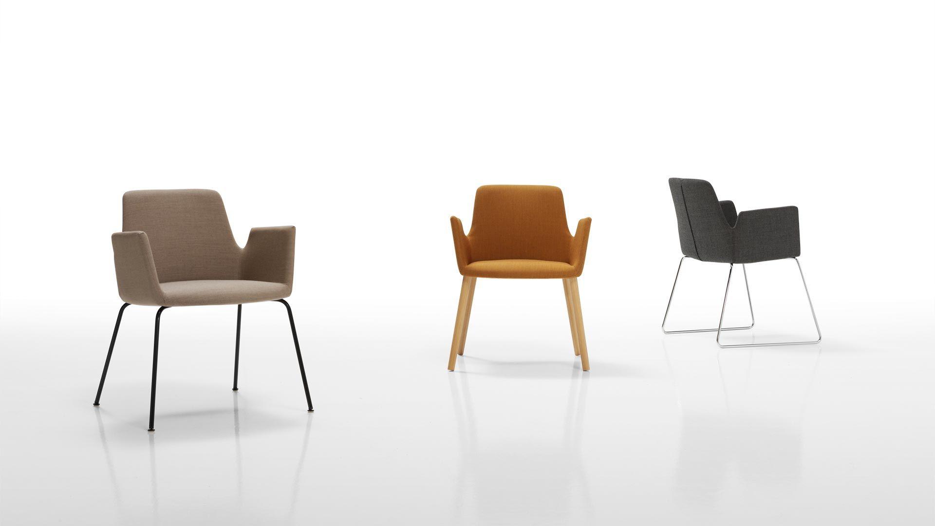 Mobilier de bureau chaises visiteur stua design salle dattente