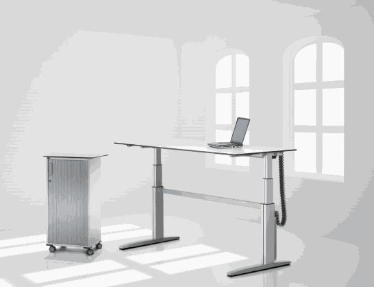 Mobilier de bureau assis debout panneaux acoustiques for Mobilier bureau en ligne