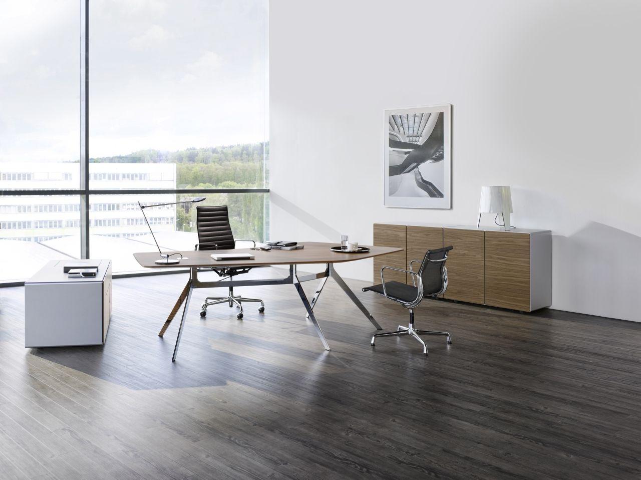 mobilier de bureaux de direction ergonomiques de standing ou de luxe. Black Bedroom Furniture Sets. Home Design Ideas
