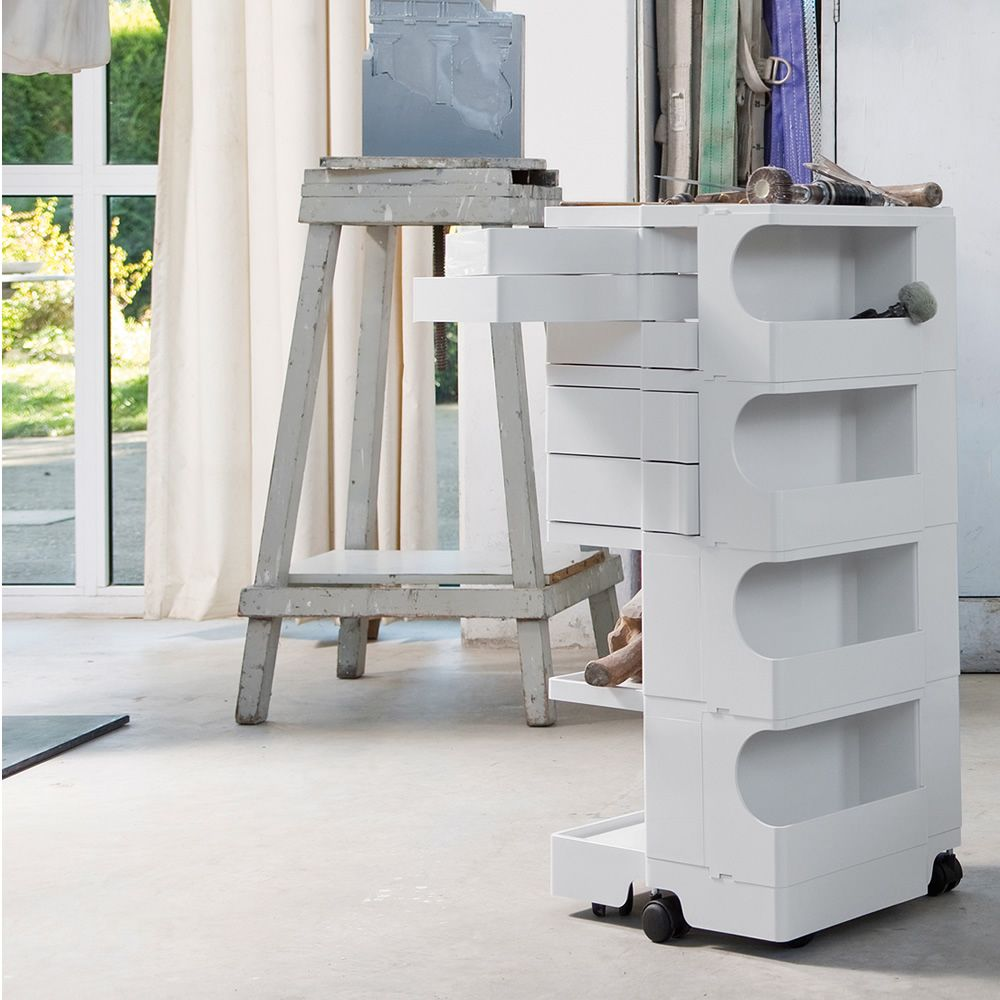 Chariot-armoire Boby H94,5x43x42cm